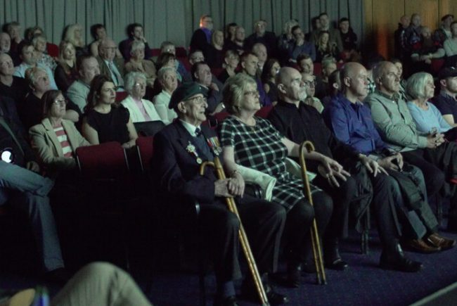 Image of ROYAL | WWII Veteran Attends Film Premiere
