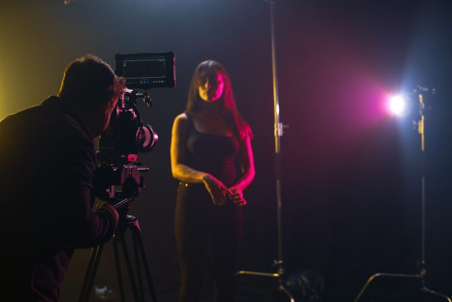 Image of CASTING CALL —  Music Video